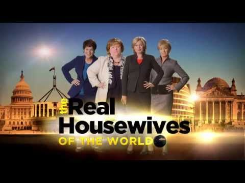 Open Slather Real Housewives Sketch