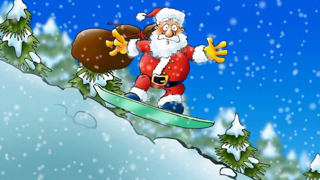 Frohe Weihnachten Und Ein Gutes Neues Jahr 2013 Youtube