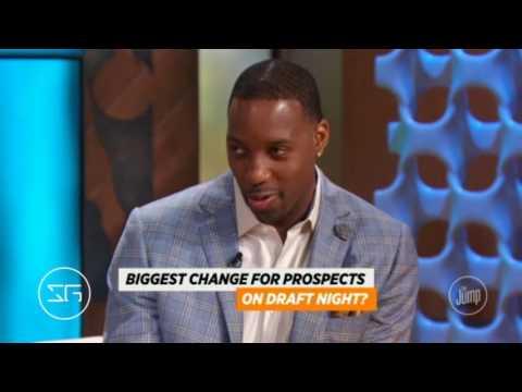 Tracy McGrady reveals Jordan stopped secret Pippen trade   ESPN The Jump (2016)