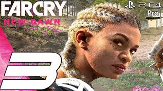 Far Cry New Dawn - Gameplay Walkthrough Part 3 - New Eden & Father Joseph (Full Game) PS4 PRO