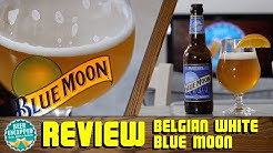 Blue Moon's Belgian White | Beer Uncapped Review