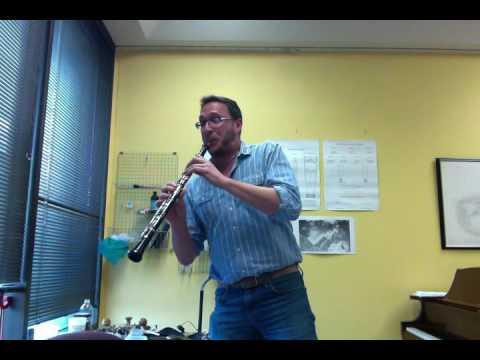 Swan Lake Oboe Solo