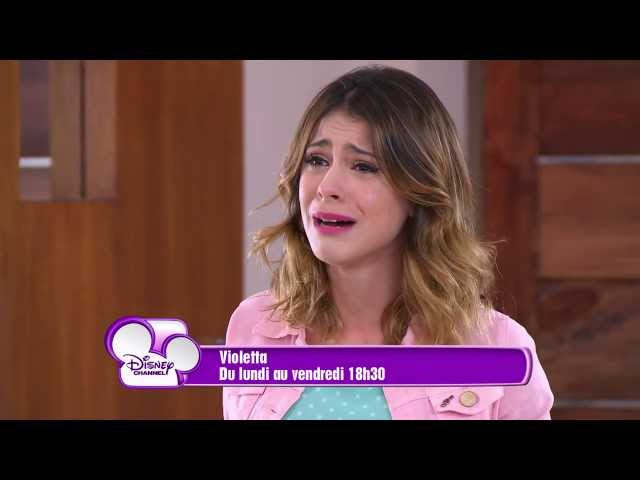 Violetta saison 2 - Résumé des épisodes 71 à 75 - Exclusivité Disney Channel Travel Video