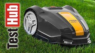 Robot koszący Stiga Autoclip M5 - Test - Review - Recenzja - Prezentacja PL
