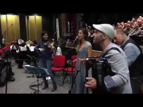 Pizzica di San Vito par Fronda - Pop'Suisse, le Kiosque à Musique - 2 Nov 2019 -