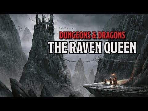 The Raven Queen In Dungeons & Dragons
