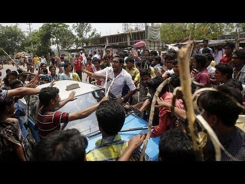 Bangladeş'te hüzünlü 1 Mayıs