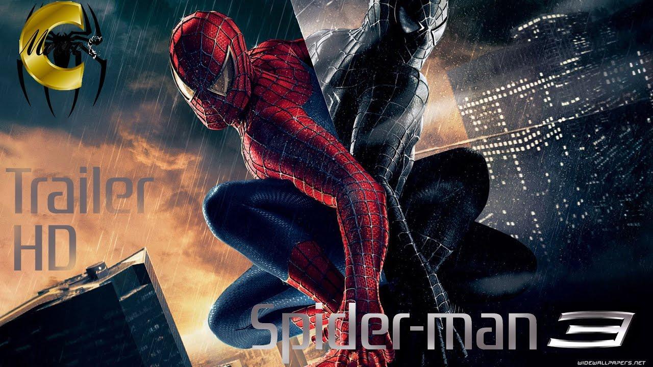 spider-man 3 - trailer full hd - deutsch - youtube