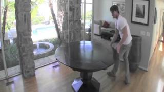 Adam Dining  Table - Expandable