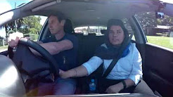 NRMA Safer Driving School Learn To Drive Challenge