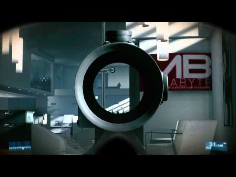 Battlefield 3 Campaign - Mission 6 - Comrades