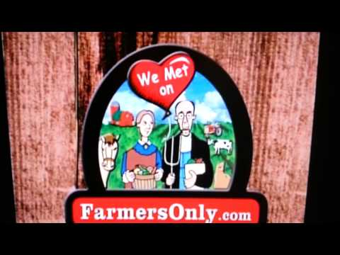 Farmers only dating website commercial