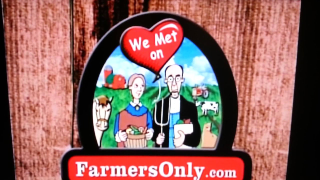 farmer online dating site commercial If you're a single farmer looking for a date, or someone hoping to meet single farmers, then you have come to the right place date single farmers in the uk and ireland.