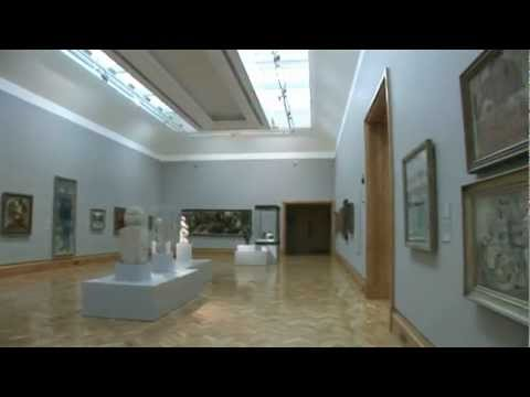 Impressionist and Modern Art galleries, National Museum of Art, Cardiff