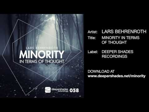 "LARS BEHRENROTH ""Minority In Terms Of Thought (2017 Remaster)"""