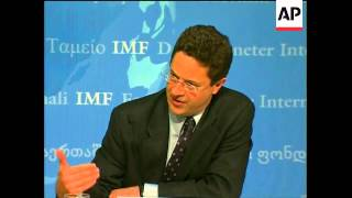 IMF releases world economic outlook; sot on Latam