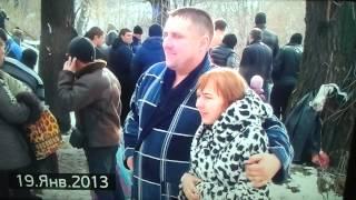 Крещенское купание 19.01.2013 Николая чудотворца