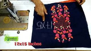 How To Sew Designer Hand Bag With Old Cloth || How To Reuse Old Fabric Cloth