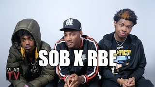 SOB X RBE on Doing 'Paramedic' with Kendrick on Black Panther Soundtra