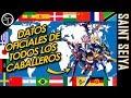 Dónde nacieron y en qué países entrenaron los Caballeros? En este video te lo contamos TODO. ¡Acompáñanos! (Clic en