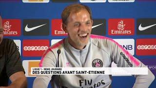 Des questions avant Saint-Étienne