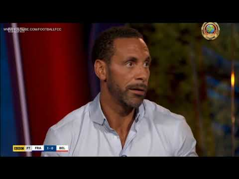 France 1 belgium 0 Full Post Match Analysis & Reaction  France to Face England or Croatia in Final