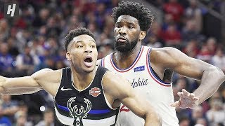 Gambar cover Milwaukee Bucks vs Philadelphia 76ers - Full Highlights | December 25, 2019 | 2019-20 NBA Season