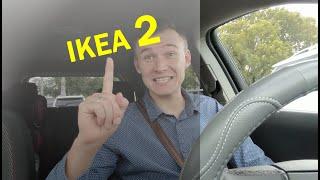 IKEA в Майами. Сравните с прошлым выпуском про ИКЕЮ 😁