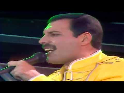 Queen    at Wembley Stadium 1986  Concert   Remaster