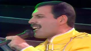 Queen   Live at Wembley Stadium 1986 Full Concert Full HD Remaster