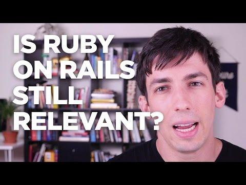 Should You Still Learn Ruby on Rails?
