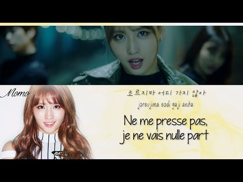 TWICE - Cheer Up - MV Vostfr