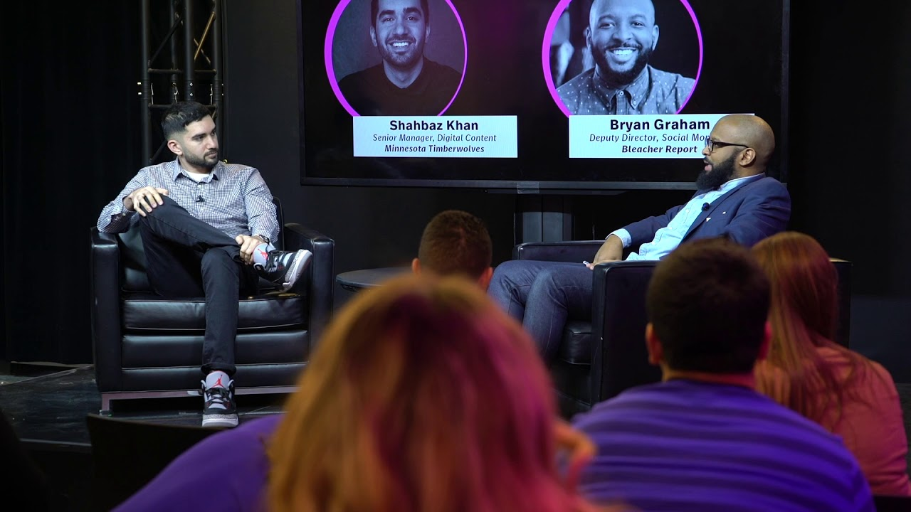 Social on the Sidelines: Live Podcast with Bryan Graham of Bleacher Report
