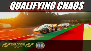 Gran Turismo Sport - Qualifying Chaos FIA Manufacturer