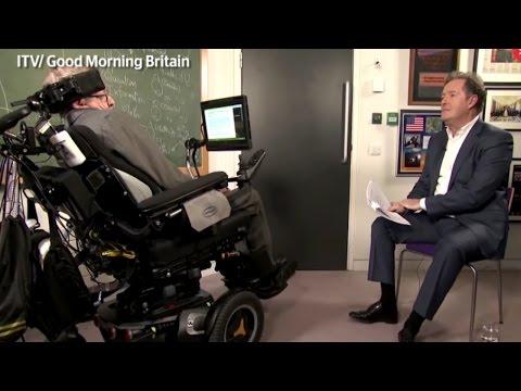 Stephen Hawking will travel to space on board Richard Branson's ship, professor says