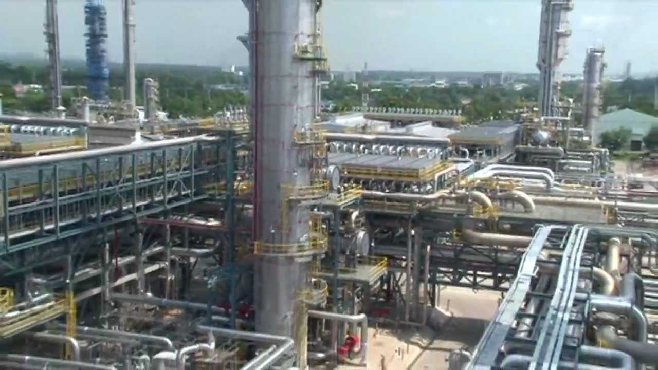 Thailand's PTT Ethane Separation Plant Video: Fluor