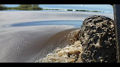 Busting Open A Beaver Dam!!!