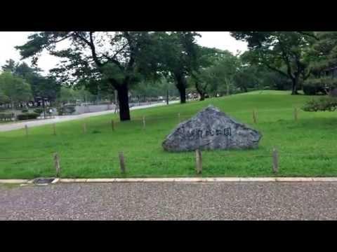 JAPANTRIP「Sunpu Castle 駿府城公園」Shizuoka Prefecture
