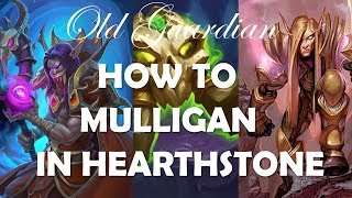 How to mulligan correctly (Learn to play Hearthstone)