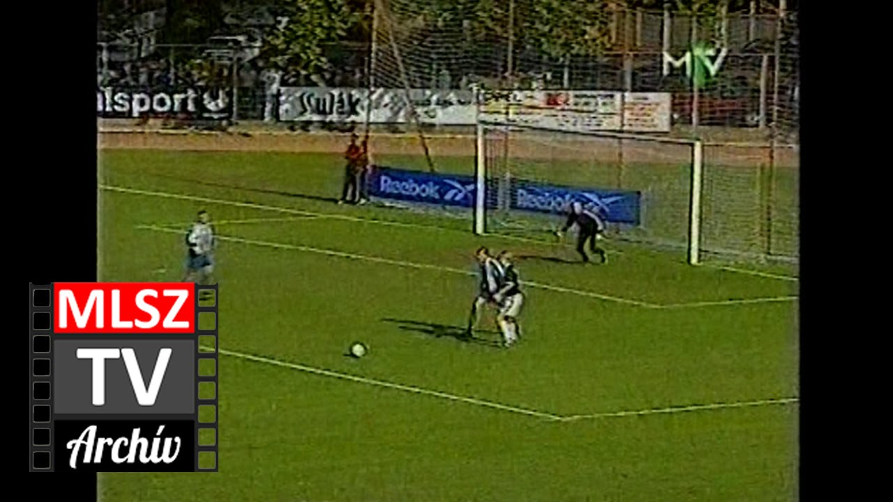 Dunaferr-Szeged | 9-0 | 1999. 10. 02 | MLSZ TV Archív