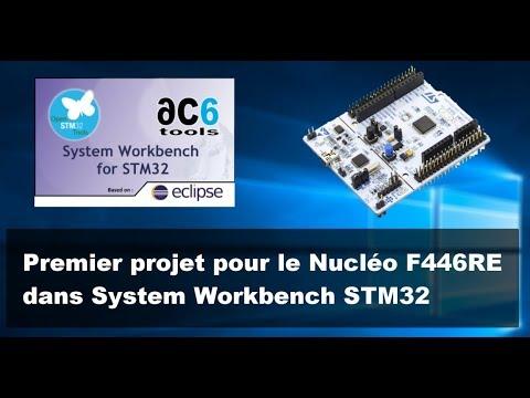 SMT32 System Workbench Tutorial 1