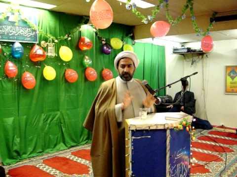 عيد الغدير في مركز الإمام الرضا أوسلو/النرويج
