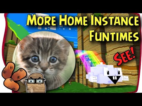 Guild Wars 2 - The Cats That Came After - Super Adventure and Caudecus Catness