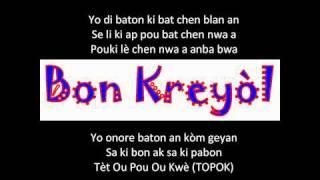 Tèt Ou Pou Ou Kwè (TOPOK)/ Powèm Kreyòl