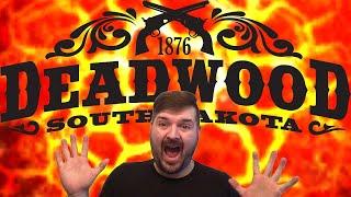 💥💥💥 JACKPOT HAND PAY In Deadwood! 💥💥💥
