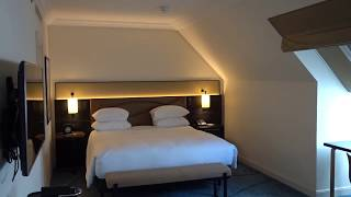 Hilton Brussels Grand Place, Belgium - Review of King Junior Suite 643