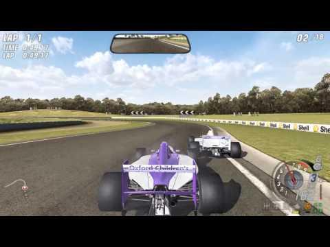 TOCA Race Driver 3 #5 Formula Palmer Audi