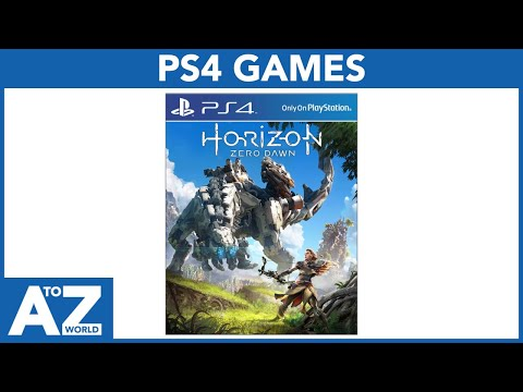 A To Z Of PS4 Games | ABC Of PS4 Games Starting From A To Z