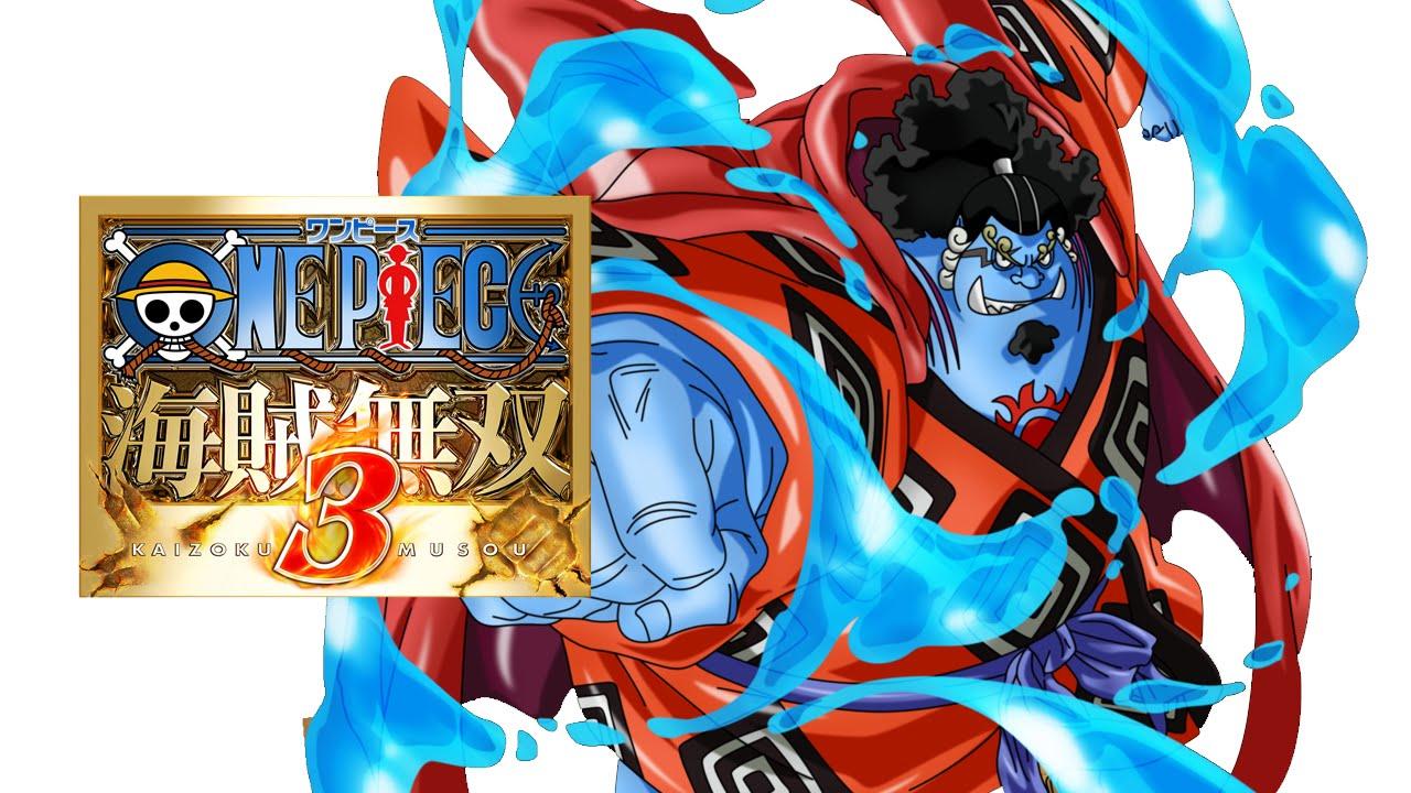 One Piece Pirate Warriors 3 - Jimbei Gameplay - YouTube