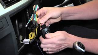 BMW 3 Series E90 (2006) Integration Kit: Install Guide